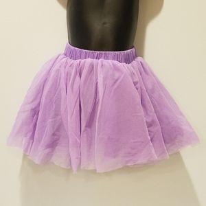 Hanna Andersson Purple Tulle Skirt
